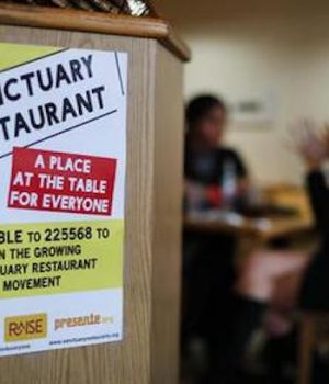Americans Yawned when Sanctuary Restaurants Closed