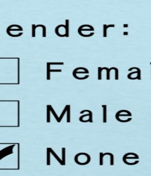 Not male or female, proposed law would create third gender-neutral option on California IDs