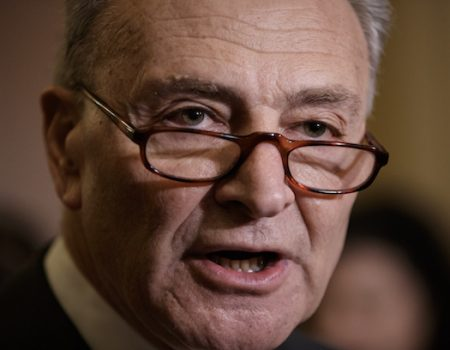 Schumer predicts Dreamer amnesty will be part of year-end spending bill