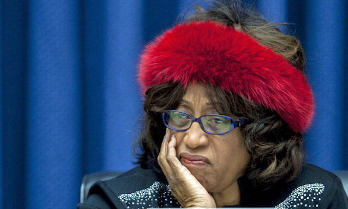 Democrat ex-congresswoman Brown gets 5 years in prison for fraud