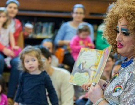 Drag queen story hours for children are happening across the country