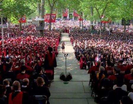 Harvard Approves Blacks Only Graduation Ceremony