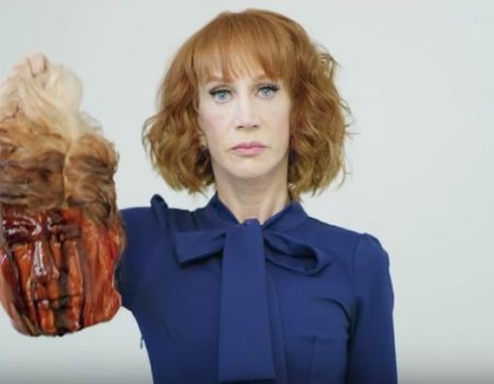 Despicable Kathy Griffin: 'I'm no longer sorry' for Trump beheading photo