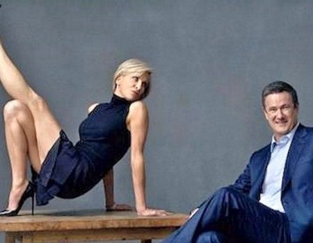 How would Joe and Mika's courtship survive NBC's new anti-harassment guidelines?