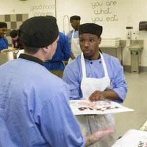 Gourmet Pizza in Chicago Jails
