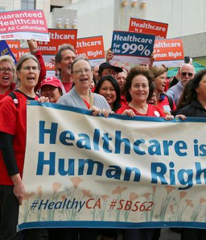 Without reform, is universal healthcare inevitable?