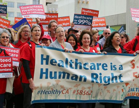 Doctor, hospital groups organize to oppose single-payer in California