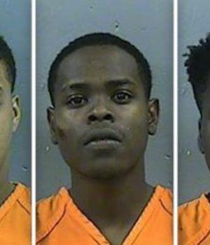 Men Steal Car, Kill Boy Left in Back Seat