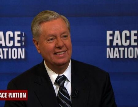 Lindsey Graham says Trump tariffs 'huge mistake'