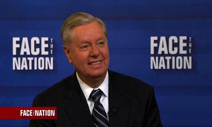 Lindsey Graham says Trump tariffs 'huge mistake'