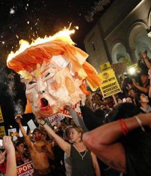 Left's derangement raises the stakes for midterm fight