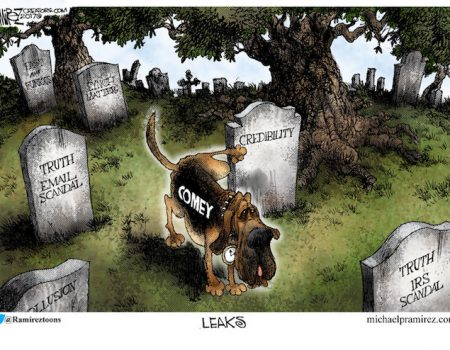 Graveyard of the DC Swamp