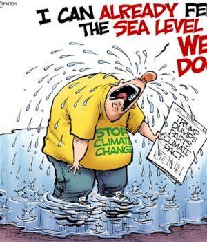 Liberal Tears Will Make the Seas Rise