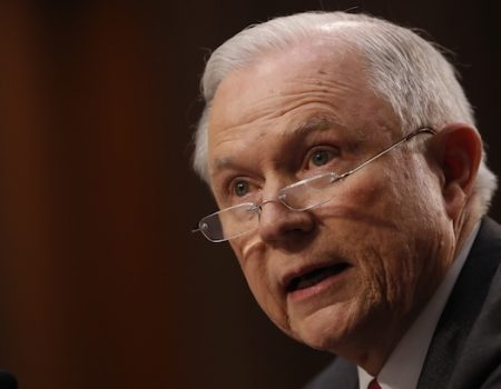 Sessions rips federal judges over anti-Trump bias
