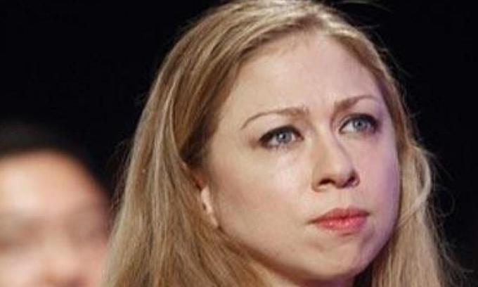 Chelsea Clinton, a perfect example of why left is Not Real American