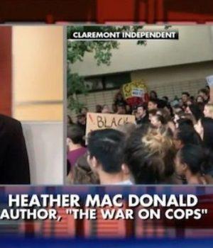 College suspends students involved in blockade of anti-Black Lives Matter speaker