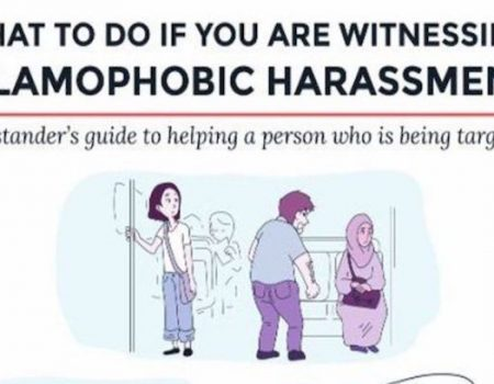 Boston fears Islamophobia, blankets city bus stops with 'building the safe space' guides