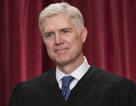 Gorsuch's Supreme Court decisions favor constitutional positions