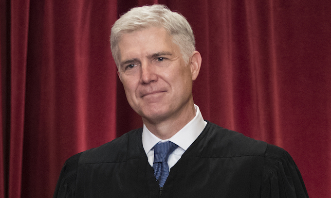 Gorsuch Rejects Deportation Mandate for Legal Immigrant Convict