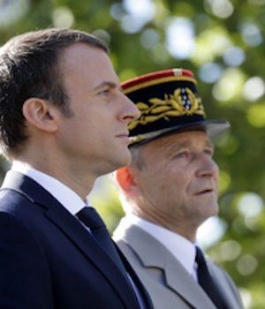 Macron: I'm your boss!