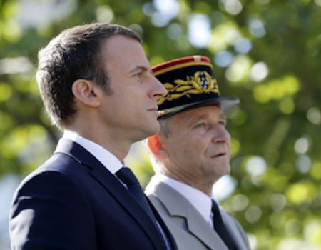 Macron pushes to criminalize gender-based insults