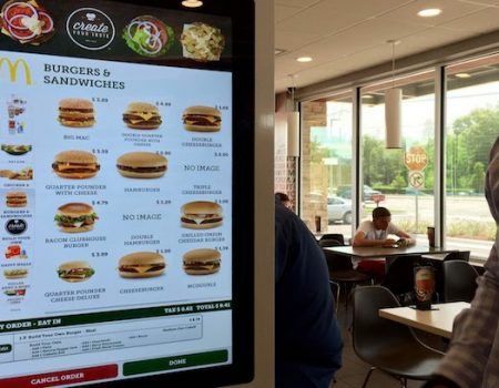 Are automated orders at McDonald's a game changer?
