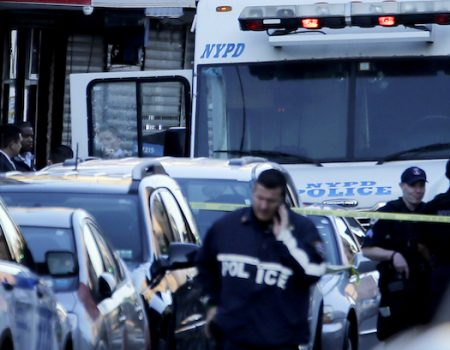 NYPD Officer Assassinated in Patrol Car