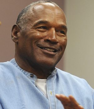 O.J. Simpson: I've basically spent a conflict-free life, you know