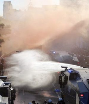 Nearly 500 cops injured in G20 clashes