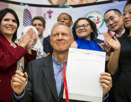 Gun Control: Bruce Rauner, pro-confiscations governor of Illinois