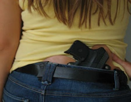Concealed carry gun training interest soars after Parkland shooting