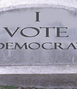 Democrats, Still the Party of Voter Suppression