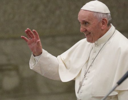 Pope Francis: Climate change is turning Earth into rubble