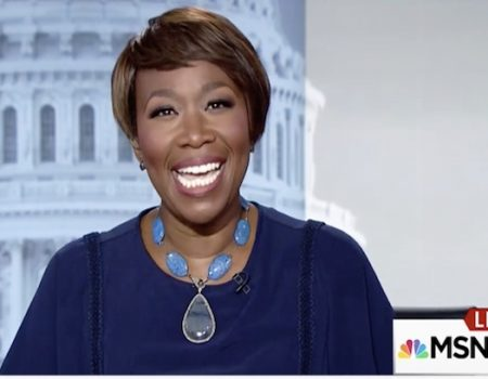 Joy Reid in ratings free fall as NBC continues to protect her