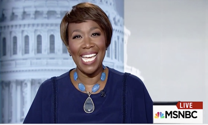 MSNBC's politically correct Joy Reid revealed as anti-gay