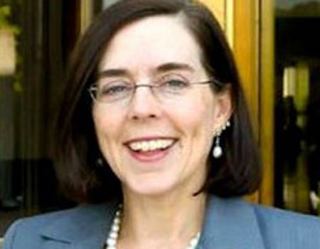 Oregon governor, celebrates free abortion law including illegal aliens