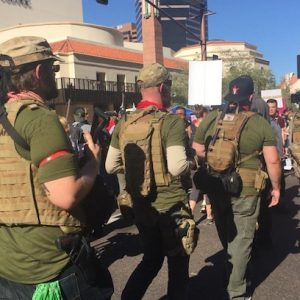 Open Carry at Political Rallies: Is It Smart?