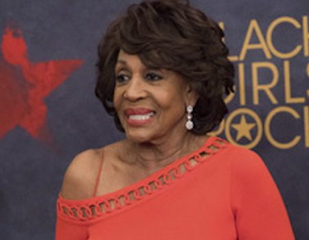 Maxine Waters, Rock Star