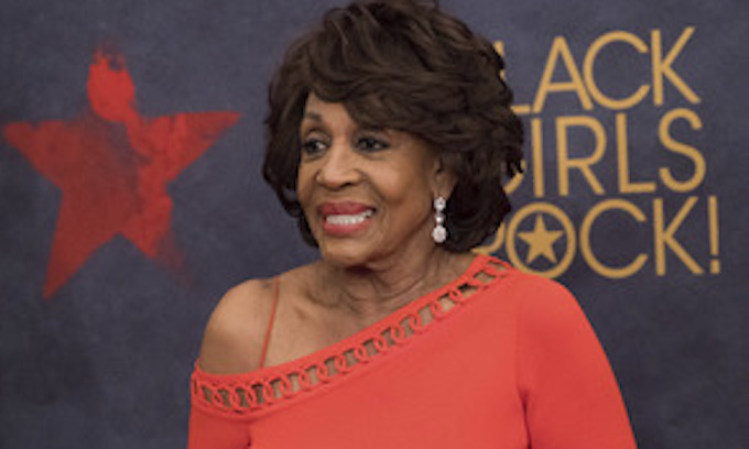 Maxine Waters renews impeachment call after Trump's 'very low I.Q. individual' insult