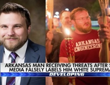 Campaign to ID white supremacists results in false accusations