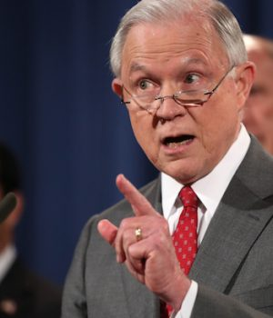 Sessions urges Jerry Brown not to sign 'sanctuary' law in California