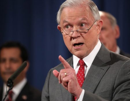 Jeff Sessions compares Miami-Dade, 'sanctuary' Chicago homicide rates