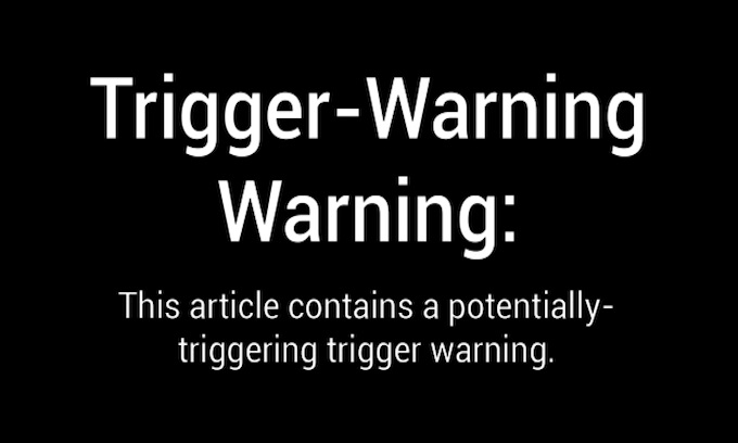 Snowflakes: 'Trigger warnings' may undermine 'emotional resilience,' Harvard study finds