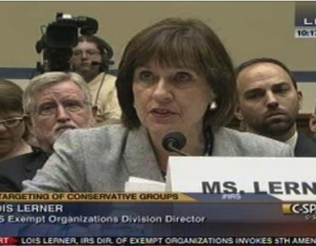 Getting off free isn't enough for Lois Lerner; now she wants testimony sealed