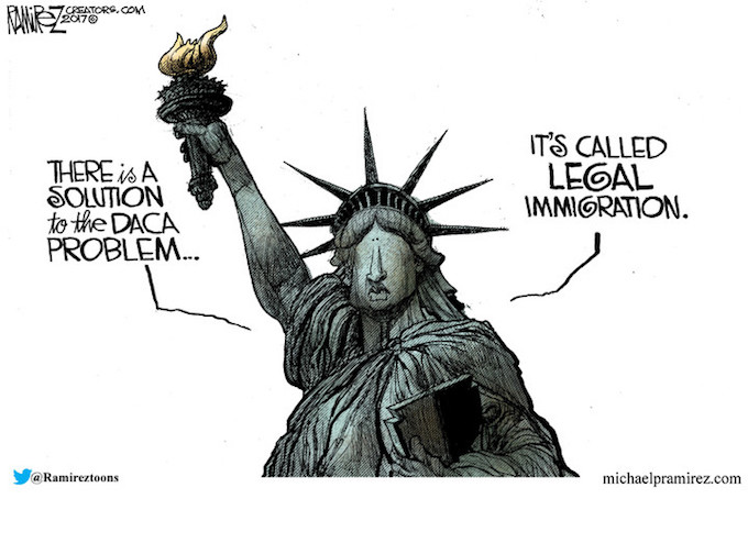 Image result for rule of law cartoon