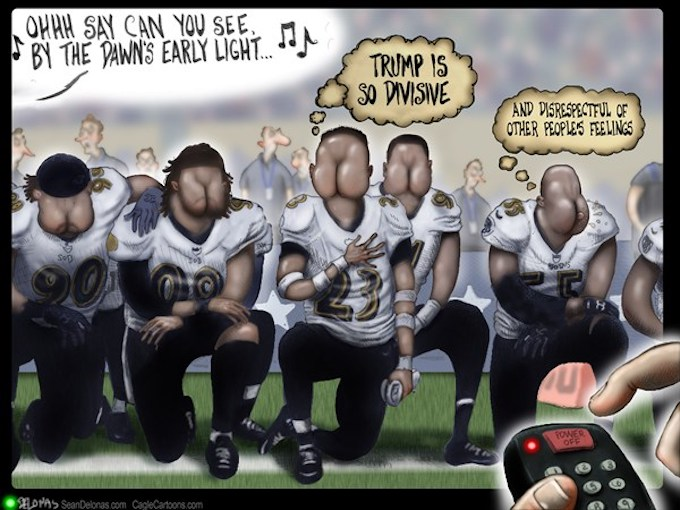 NFL: Speaking out of your…