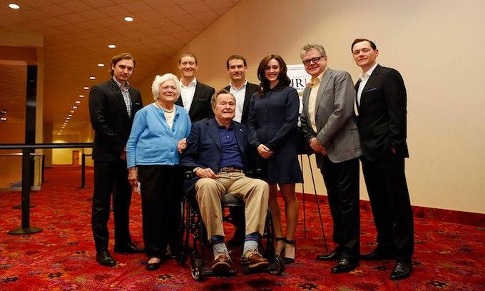 Barbara Bush 'in failing health,' to decline additional medical treatment