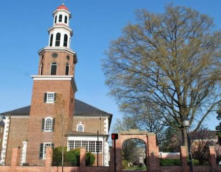 Christ Church and the slavers' blood money