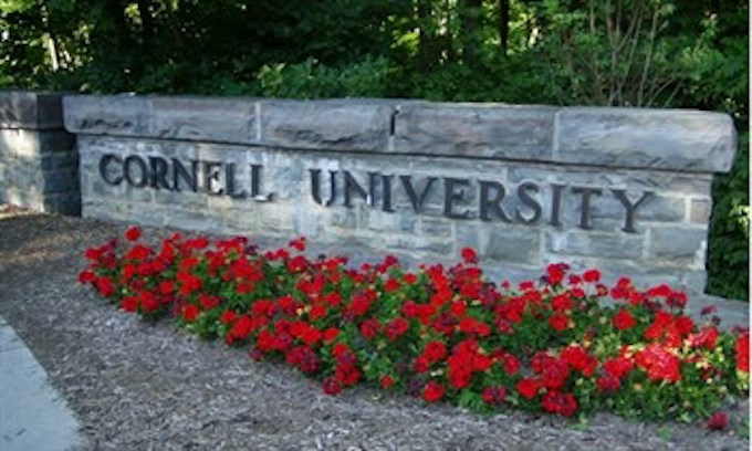 Cornell black activists protest foreign black students