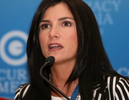 NRA's Dana Loesch threatened with rape and death